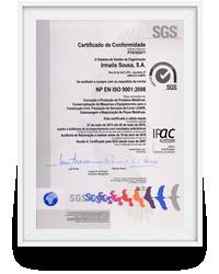 NP EN ISO 9001